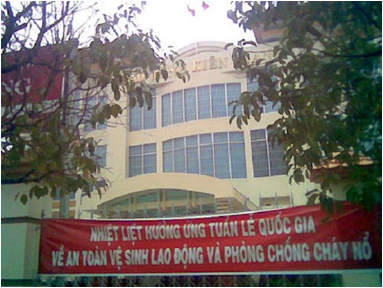 Nhà riêng của Nguyễn Tấn Dũng tại Kiên Giang