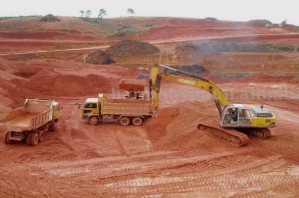 Nhà thầu các dự án bauxite Tây Nguyên thông báo lỗ