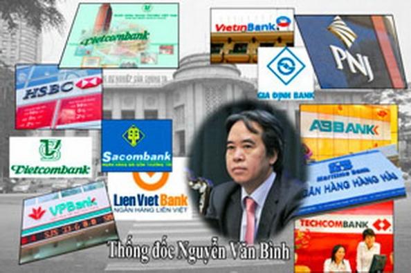 RFA fileThống đốc Ngân hàng Nhà nước Việt Nam, ông Nguyễn Văn Bình