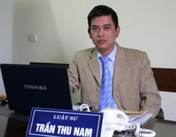 LS Trần Thu Nam, trưởng VPLS Tín Việt. dantri.com