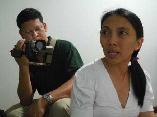 Prima Jesusa Quinsayas, luật sư ở Phi Luật Tân