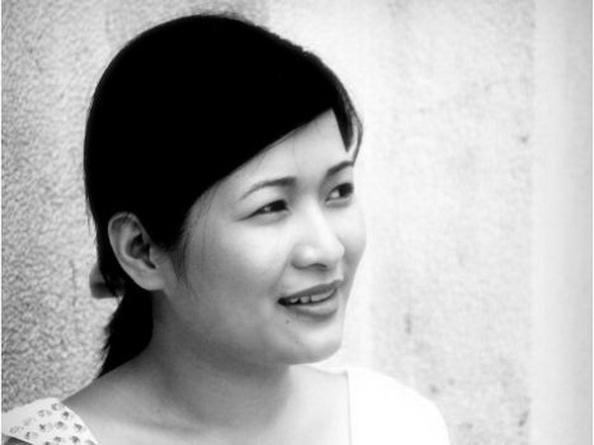 Nguyễn Hoàng Vi, người viết blog ở Việt Nam.